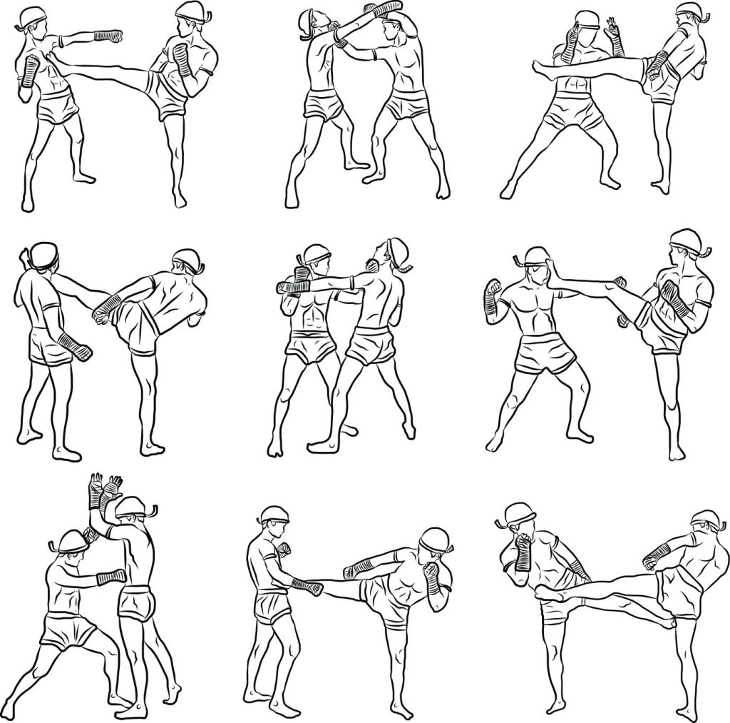 Muay Thai Moves and Techniques