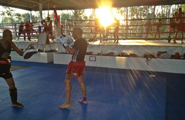 Muay Thai Workout - Muay Thai Trainingsplan