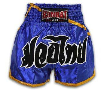 Details about  /Muay Thai Shorts Legendary Thai Boxer Samart Mma Kick Boxing Satin Pants Wear
