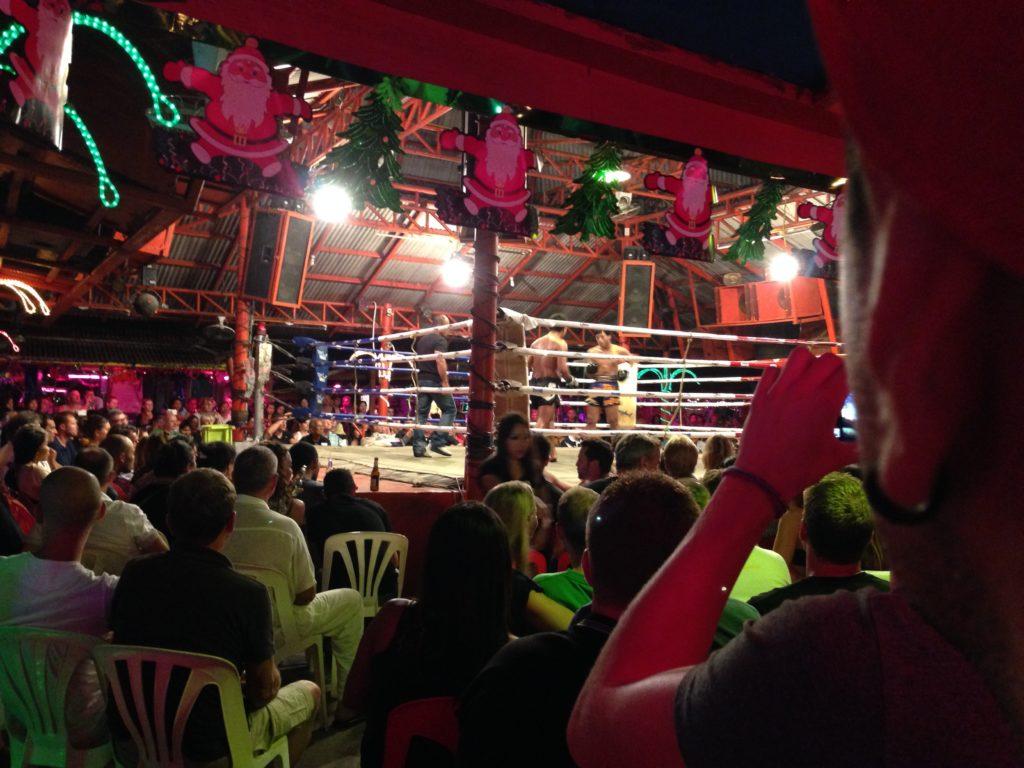 Lamai Boxing Ring Koh Samui