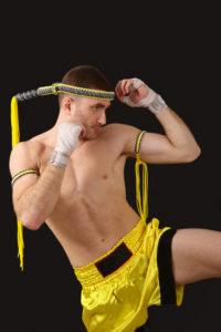 Mongkon Mongkol Muay Thai Headband