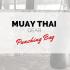 Muay Thai Gear - Punching Bag