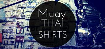 Muay Thai Clothing – The best Muay Thai Shirts