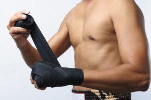 Muay Thai Hand Wraps