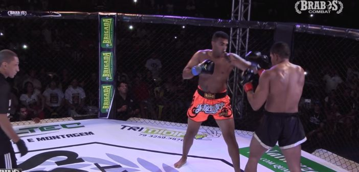 Fight – Jonas Felix vs. Bruno Leonardo – Brabos Combat
