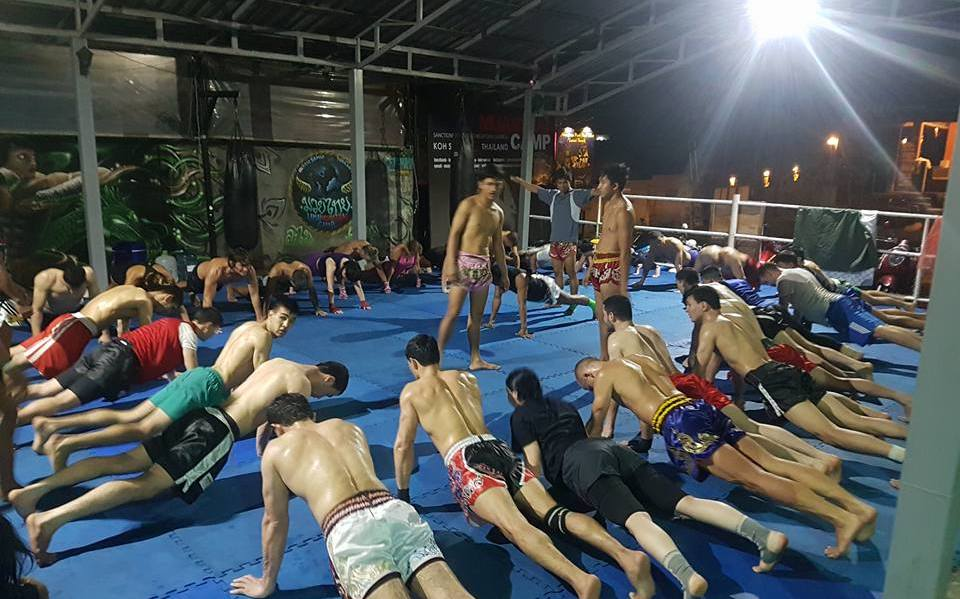 The best Muay Thai Camps in Thailand for Training + Fight preparation