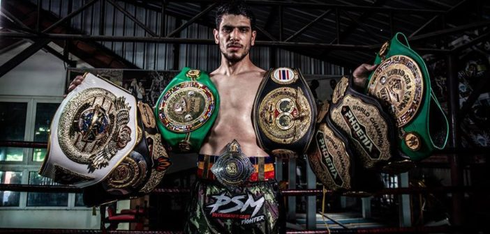 6 Muay Thai Fighters From Outside of Thailand You Should Be Following